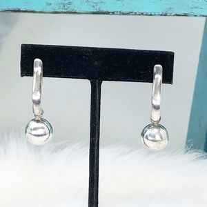 Silpada P1887 Sterling Exclamation Point Earrings